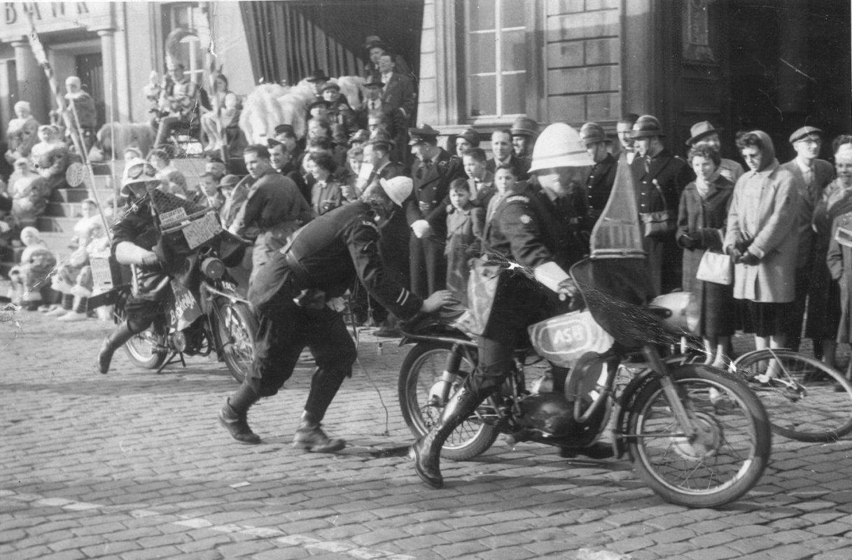 Carnaval te Aalst, 1958